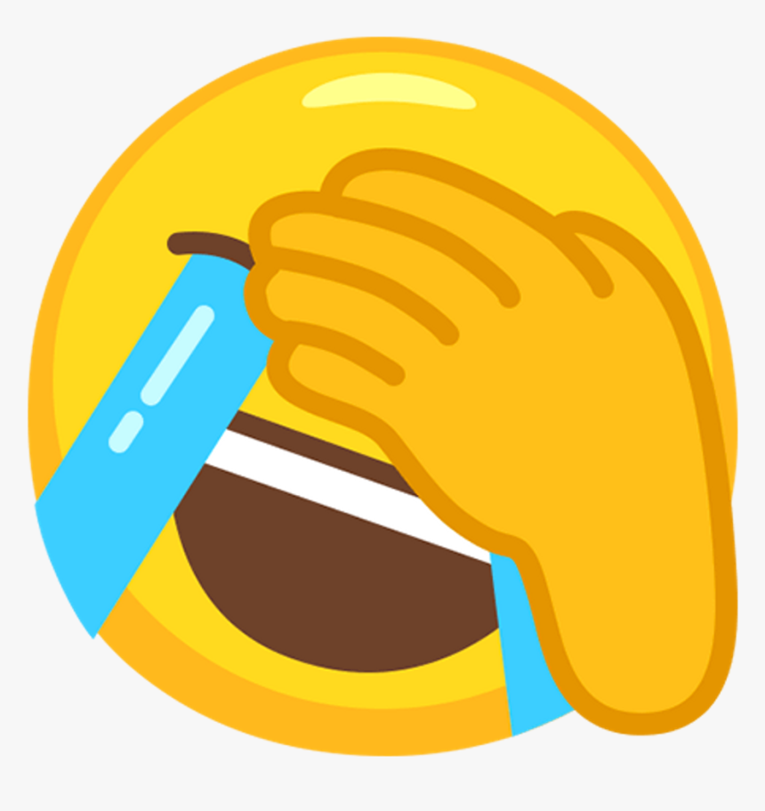 Omg Lol Emoji Clipart , Png Download - Funny Emoji No ...
