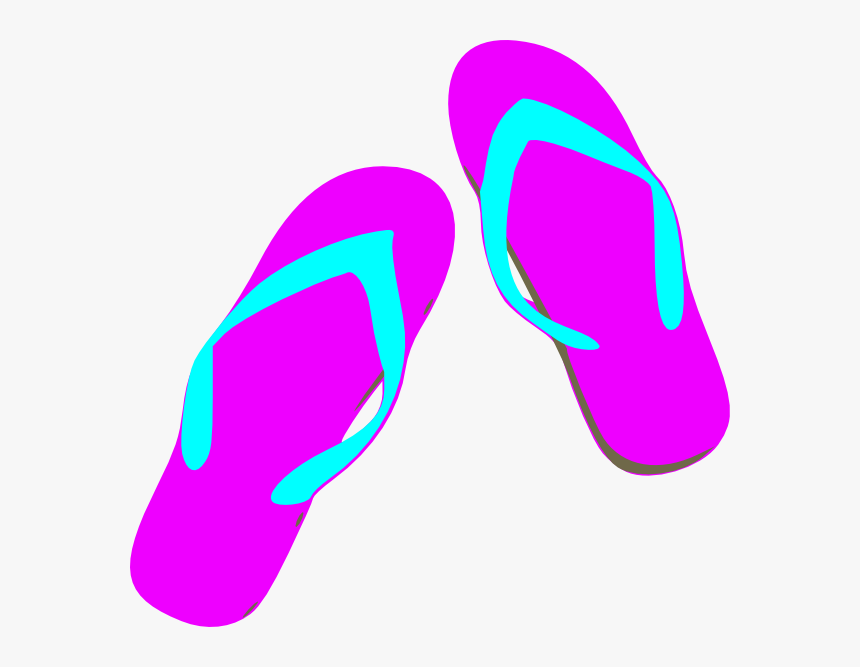 Flipflop Clip Art - Slipper Emoji Copy And Paste, HD Png Download, Free Download