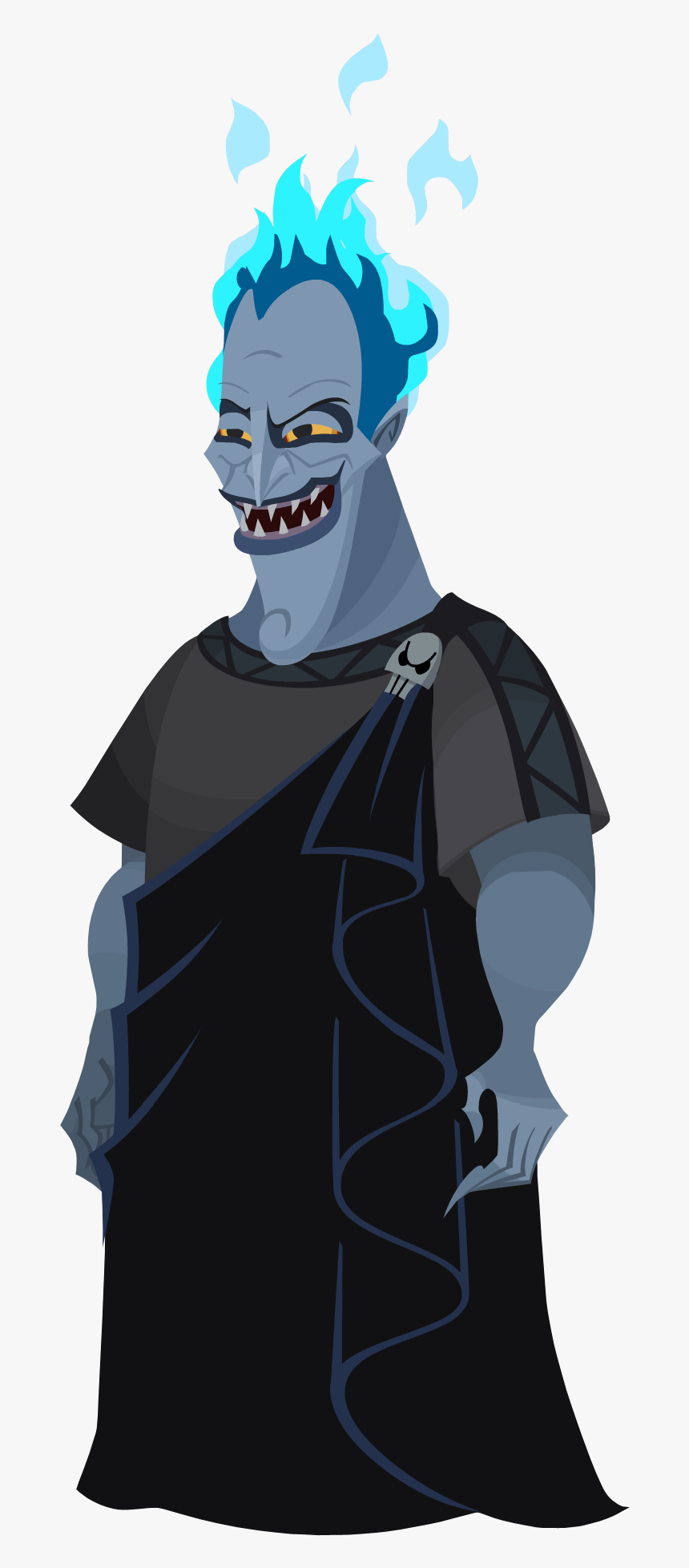 Hades Png - Kingdom Hearts Union X Hades, Transparent Png, Free Download