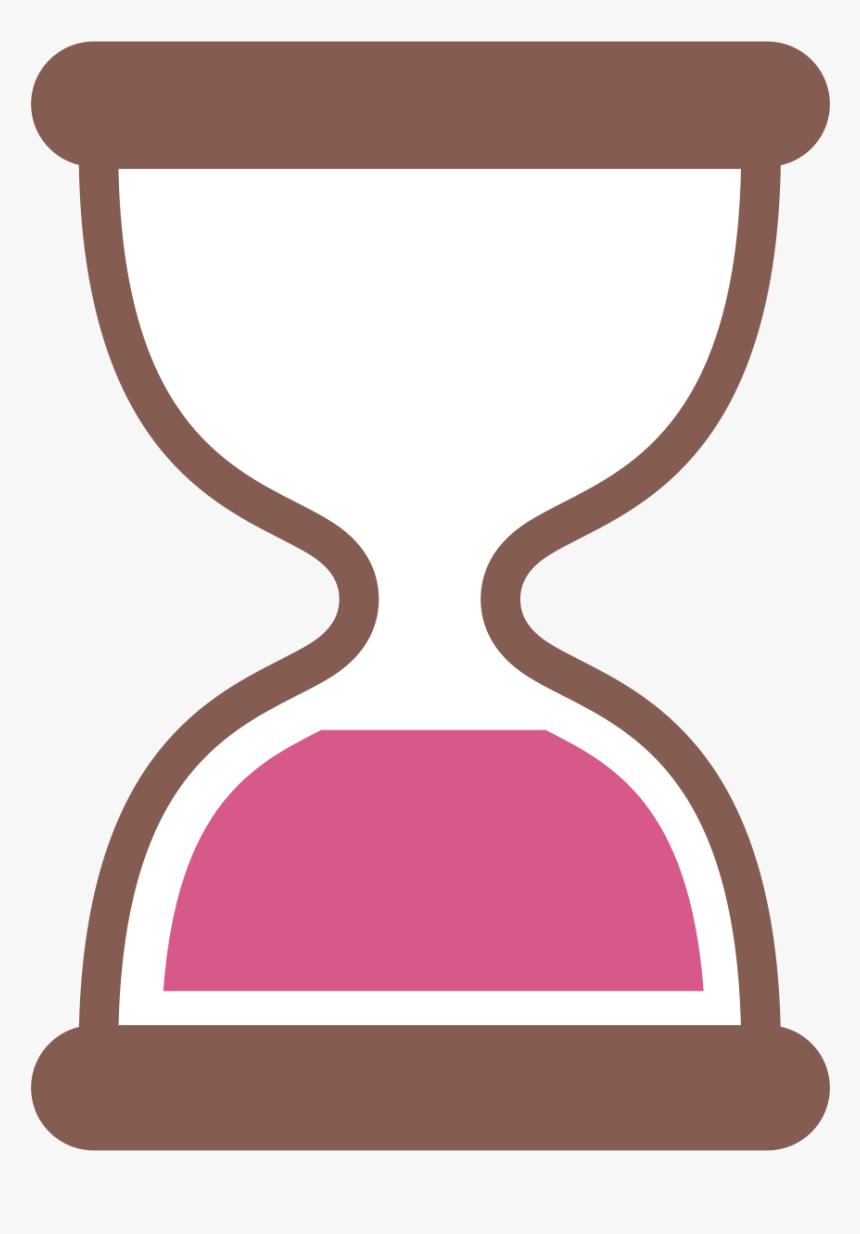 Reloj De Arena Emoji - Clipart Sand Timer, HD Png Download, Free Download
