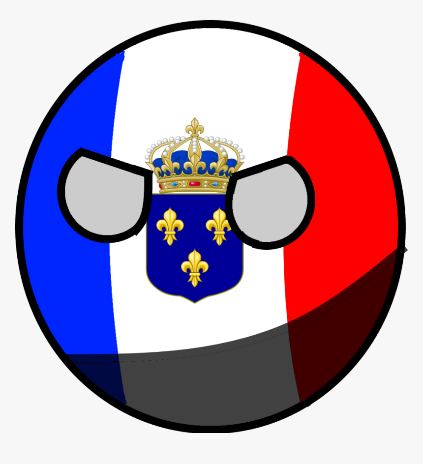 Wewworked On Some Countryballs - Empire Of France Flag, HD Png Download, Free Download