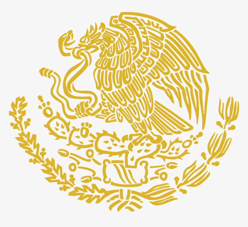 Coat Of Arms Of Mexico, HD Png Download, Free Download