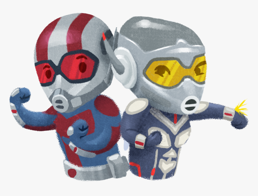 Ant Man And The Wasp Stickers, HD Png Download, Free Download