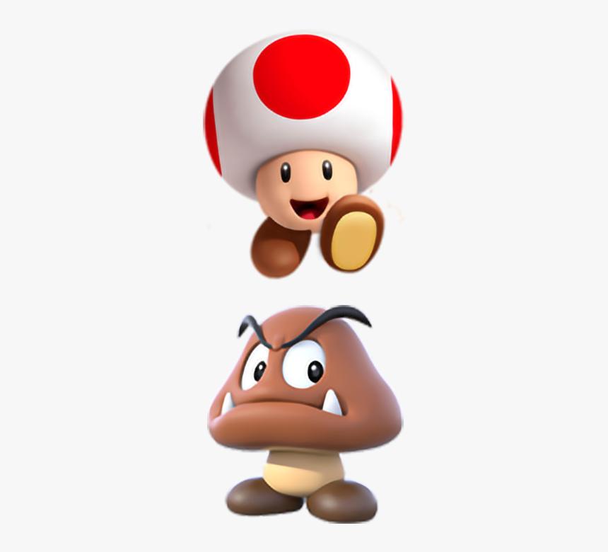 Goomba Mario Bros, HD Png Download, Free Download