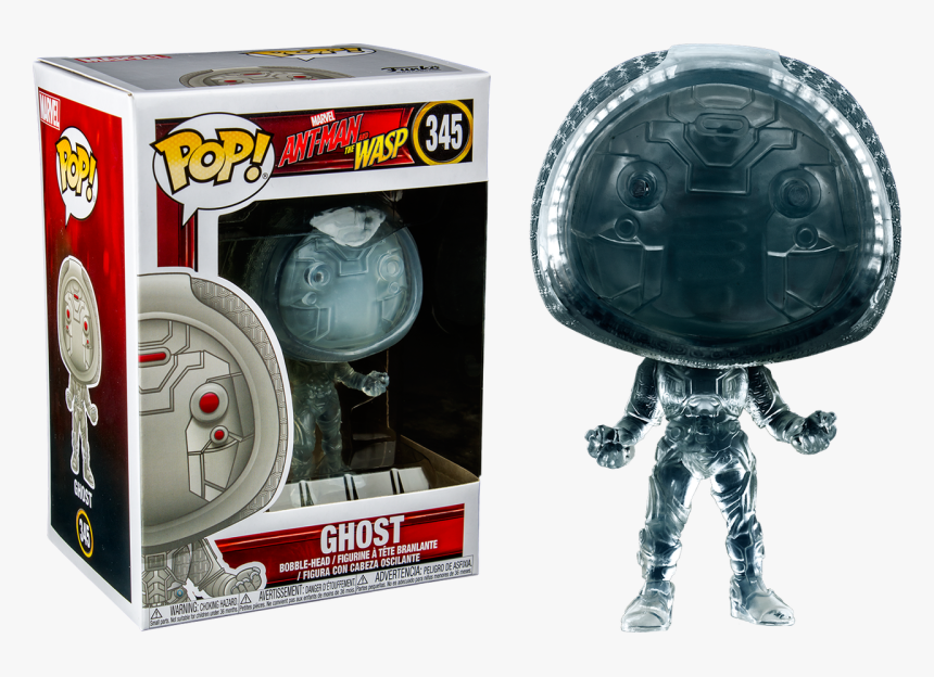 Ant-man And The Wasp - Funko Pop Ghost Ant Man, HD Png Download, Free Download