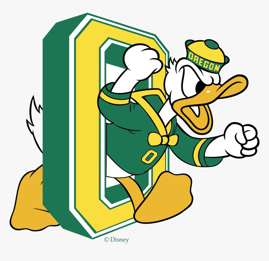 Oregon Ducks Logo Png - Oregon Ducks, Transparent Png, Free Download