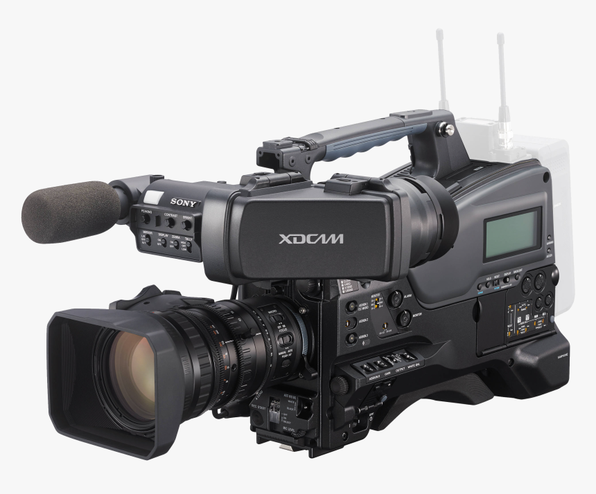Xdcam Hd Sony Xdcam Pmw-300k1 Video Cameras Sxs - Camera Sony Pmw 320, HD Png Download, Free Download