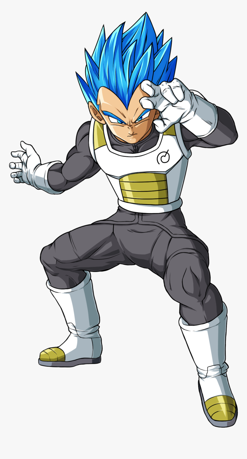 Wallpaper - Dragon Ball Super Vegeta Y Goku Png, Transparent Png, Free Download