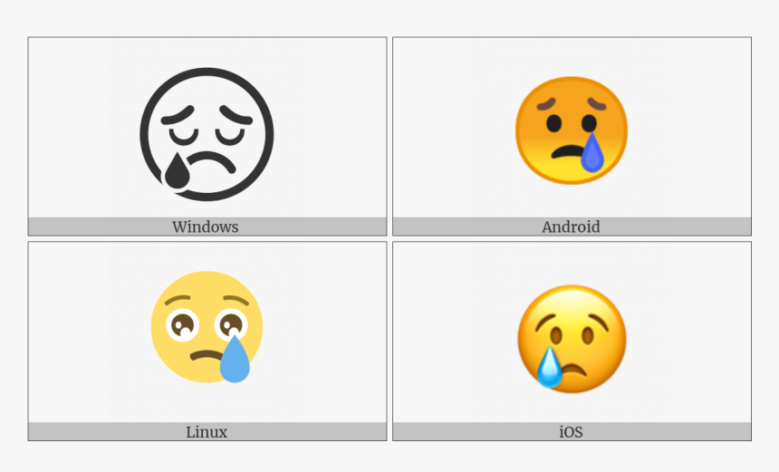 Transparent Cry Face Png - Smiley, Png Download, Free Download