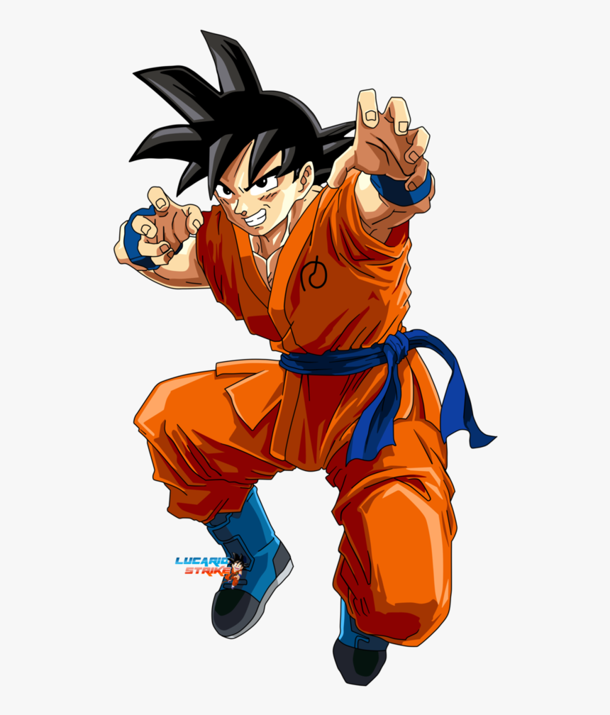 Transparent Dragon Ball Super Png - Dragon Ball Super Gokú, Png Download, Free Download