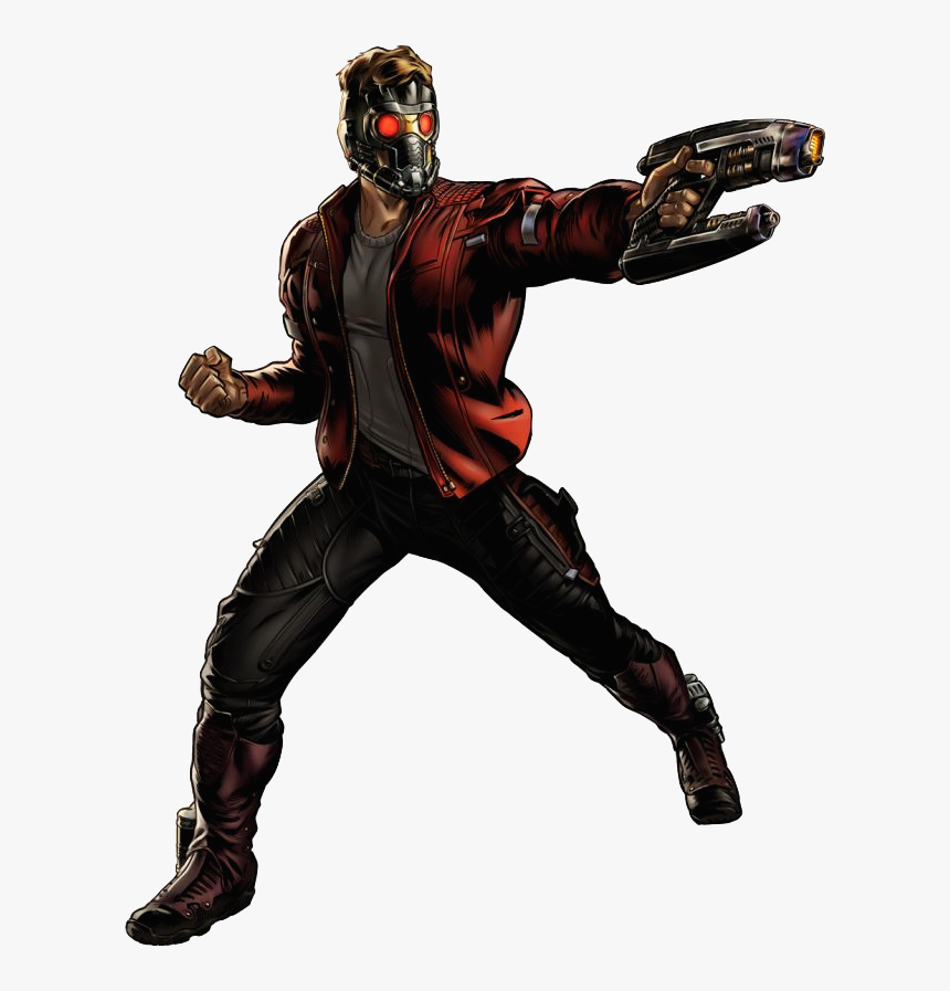 Download Star Lord Png File For Designing Projects - Marvel Star Lord Png, Transparent Png, Free Download