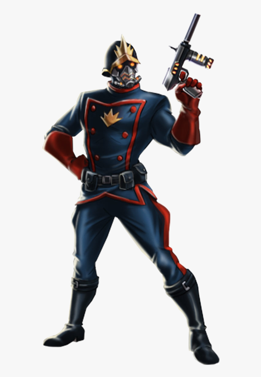 Star Lord Png Hd - Star Lord Comic Version, Transparent Png, Free Download