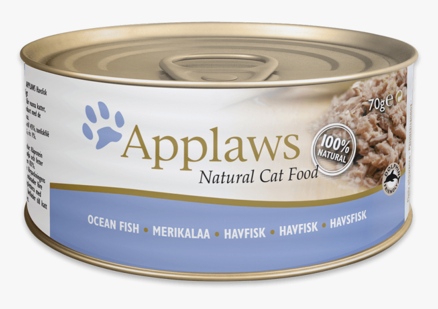 Applaws Cat Food Tuna Fillet With Seaweed, HD Png Download, Free Download