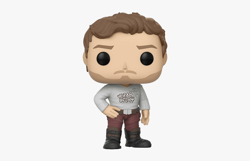 Funko Star Lord Walmart, HD Png Download, Free Download