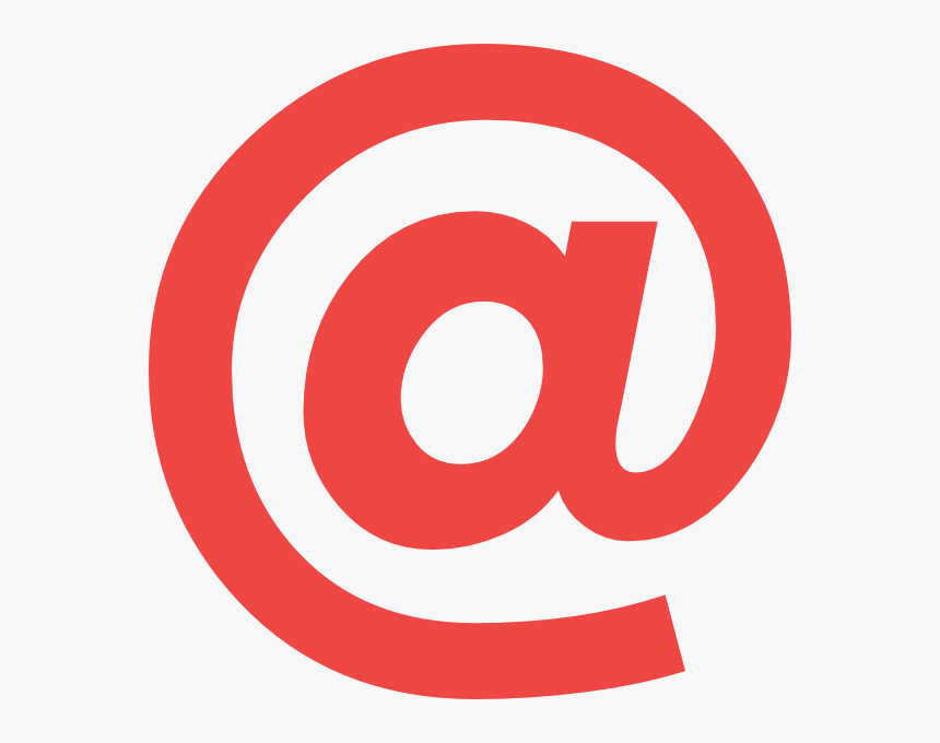 Email Icon Vector Red, HD Png Download, Free Download