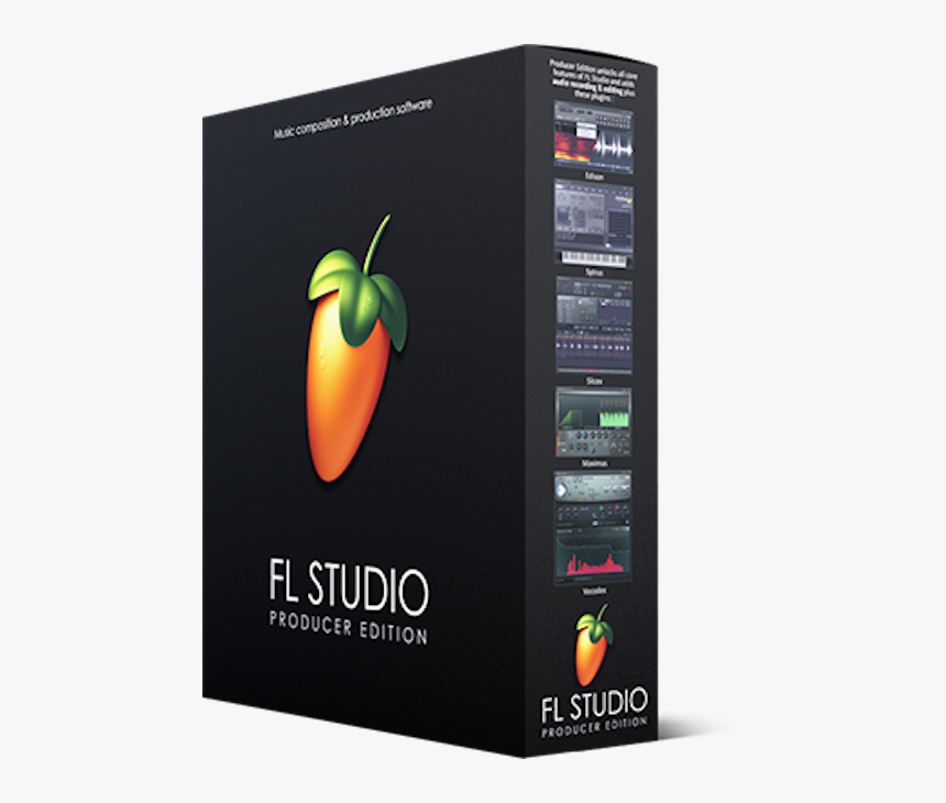 Picture 1 Of - Line Fl Studio 20 Producer Edition, HD Png Download, Free Download