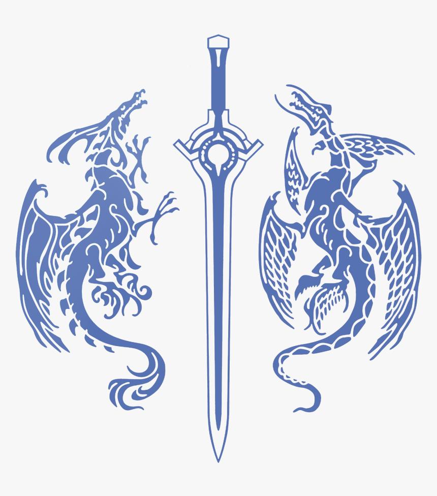 Transparent Fire Emblem Logo Png - Fire Emblem Chrom Mousepad Butt, Png Download, Free Download