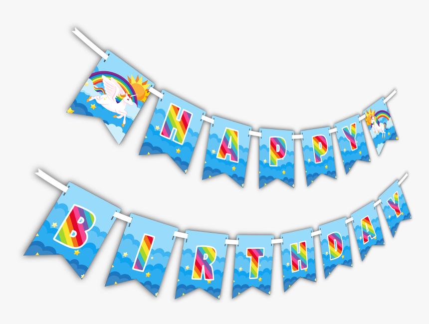 Transparent Happy Birthday Banner Clipart Deko 30 Geburtstag