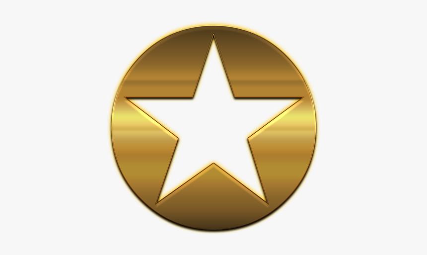"""Star, Gold, Golden, Texture, Christmas, New Year""""s - Estrella De Oro En Png, Transparent Png, Free Download"""