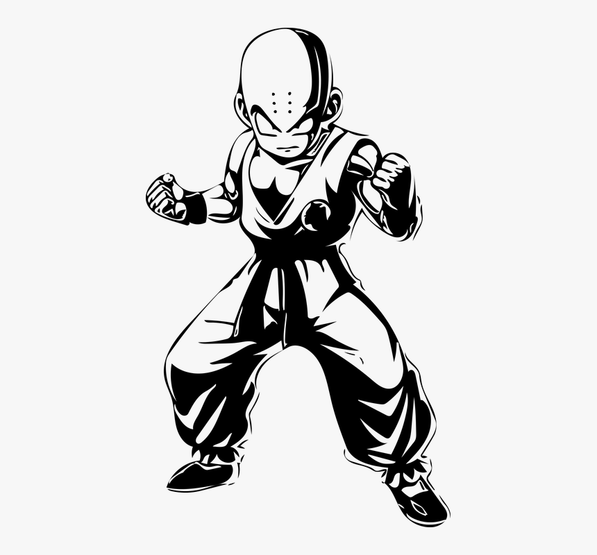Anime, Animation, Cartoon Character, Cartoon Network - Dragon Ball White Background, HD Png Download, Free Download