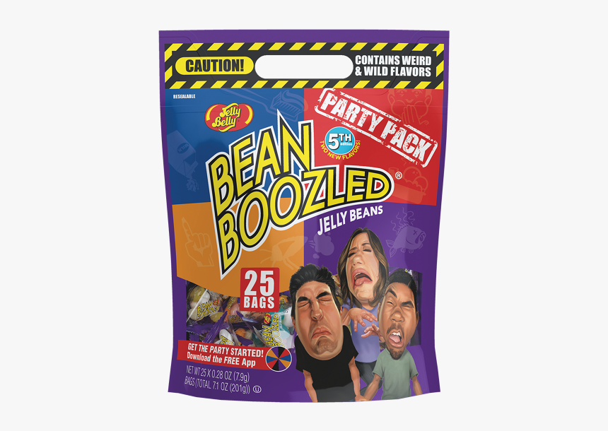 Bean Boozled Bags 5th Edition, HD Png Download, Free Download