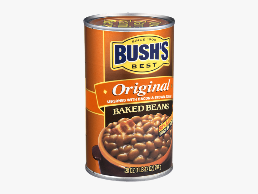 Baked Beans Png - Bush's Baked Beans Png, Transparent Png, Free Download