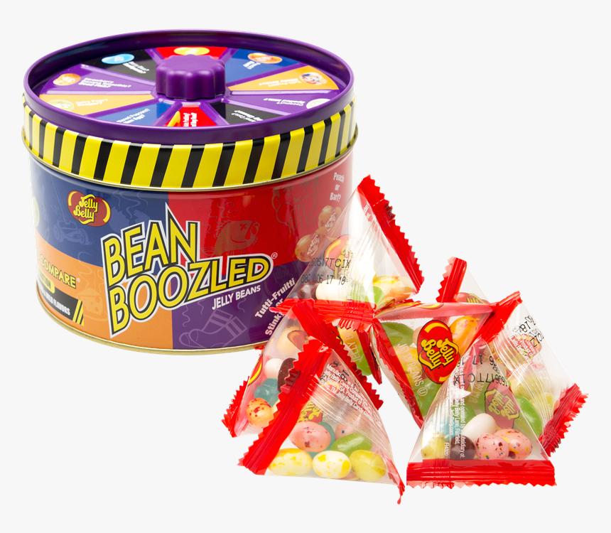Jelly Belly Bean Boozled Spinner Tin 4th - Bean Boozled Spinner Tin 100g, HD Png Download, Free Download