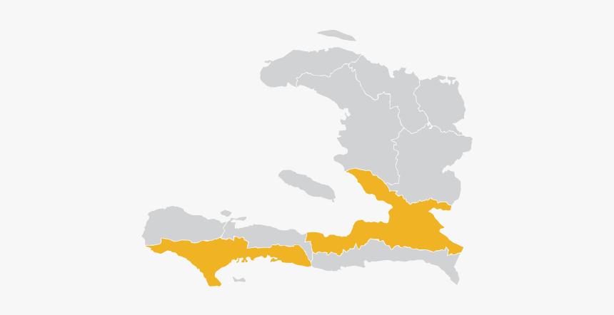 Capital Of Haiti Map, HD Png Download, Free Download