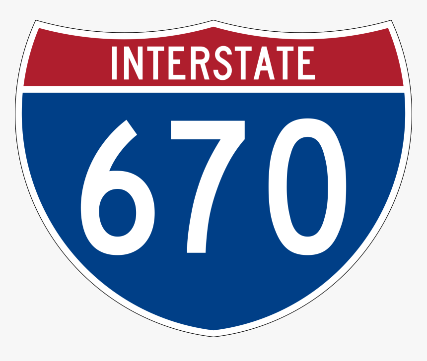Interstate Vector Highway Sign - Interstate 285 Sign, HD Png Download, Free Download