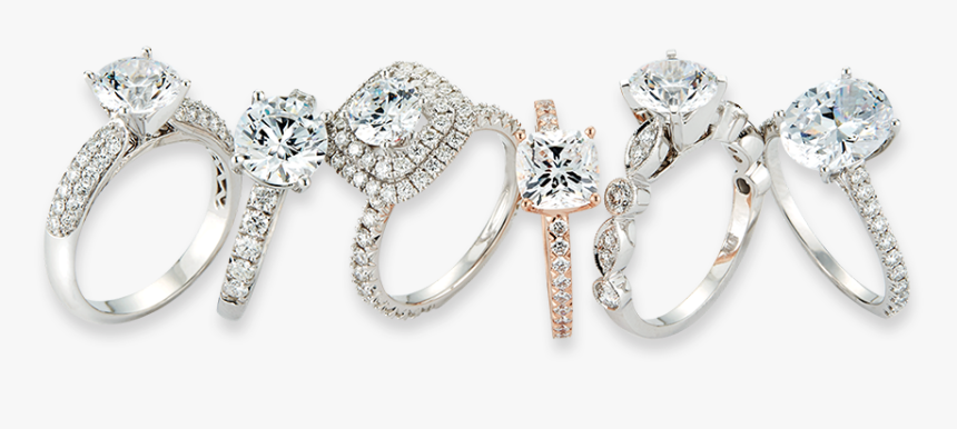 Bridal By Bere Grouping - Engagement Ring, HD Png Download, Free Download