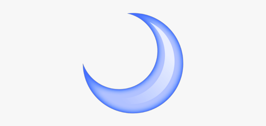 #freetoedit - Transparent Blue Moon Emoji, HD Png Download, Free Download