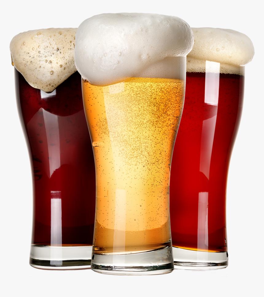 Beer Corona - Transparent Craft Beer Glasses, HD Png Download, Free Download