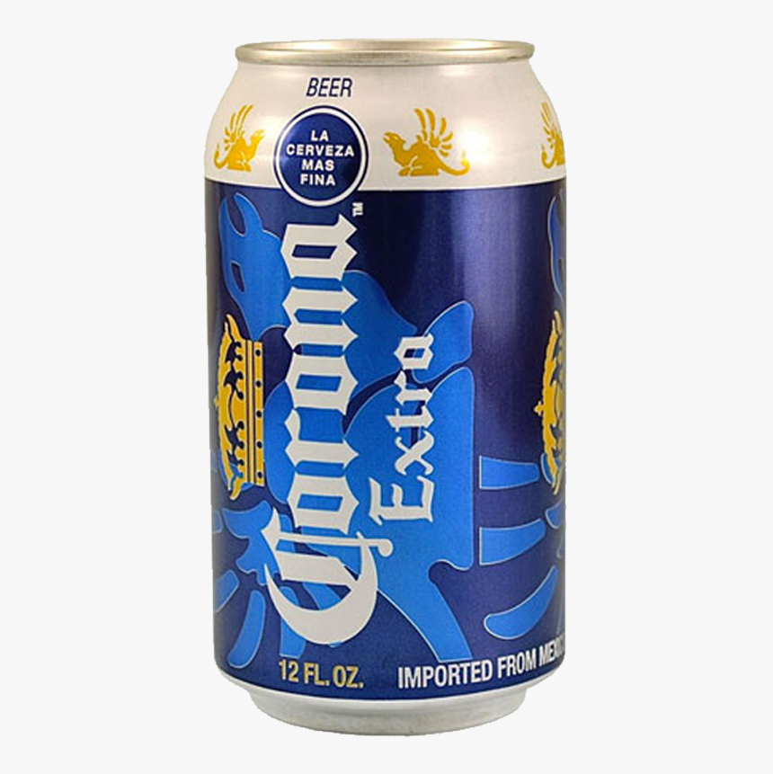 Corona 18 Pack - Corona Beer Can Png, Transparent Png, Free Download