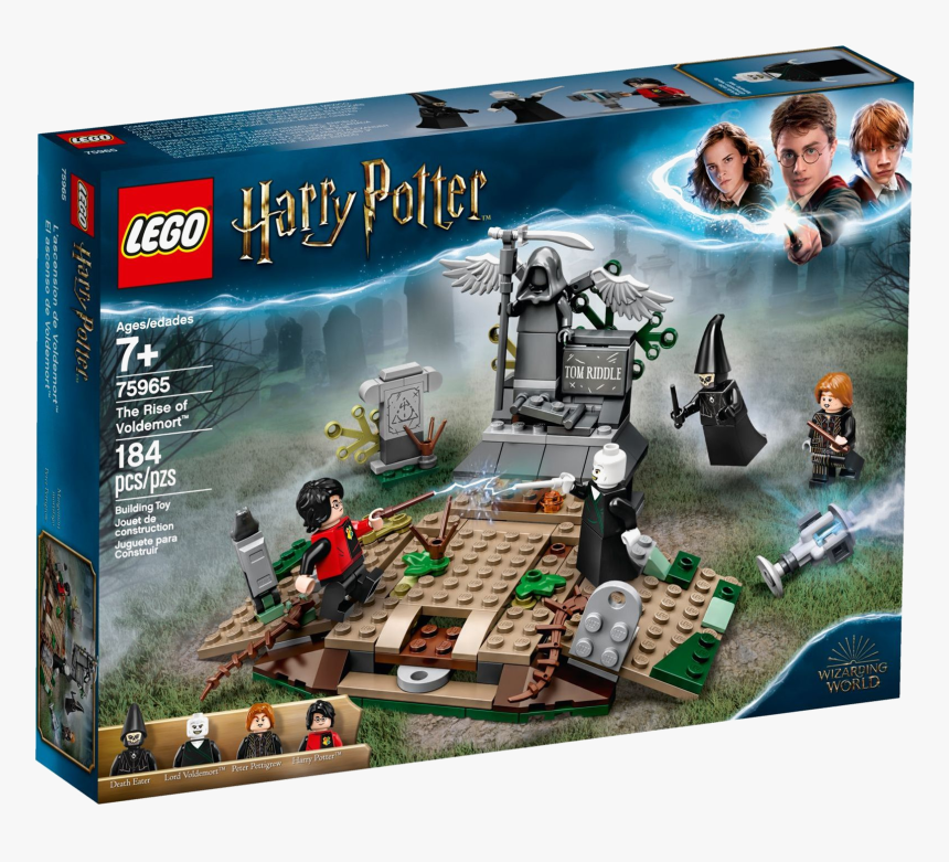 Lego Harry Potter Rise Of Voldemort, HD Png Download, Free Download