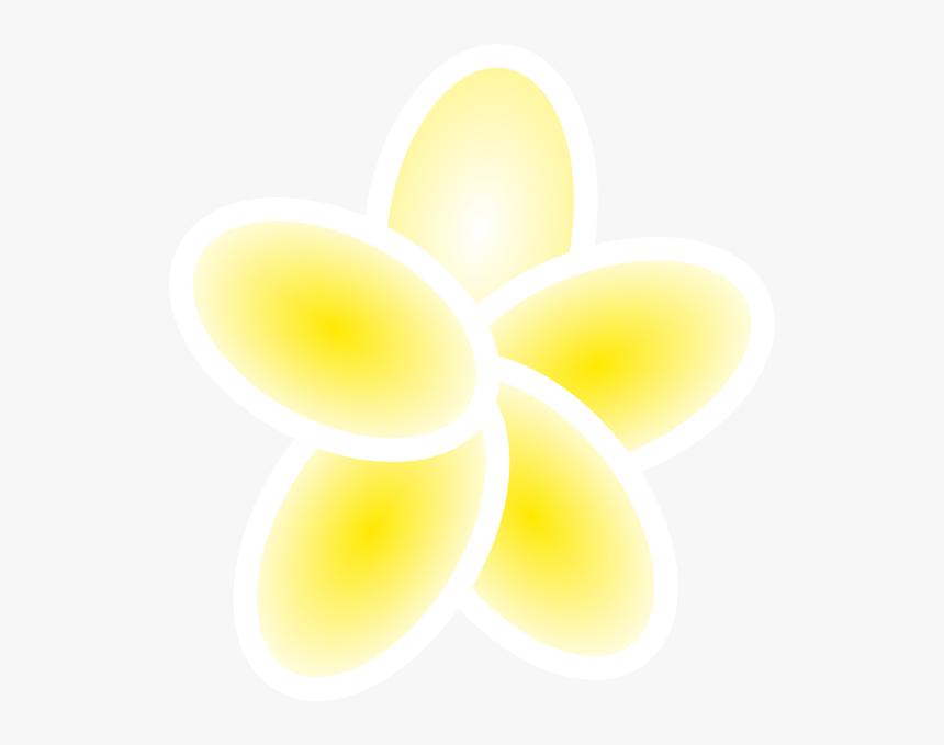 Plumeria Clipart Clip Art Hd Png Download Kindpng