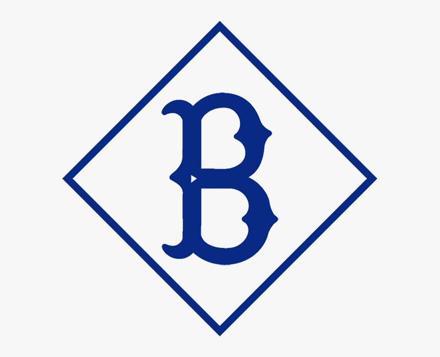 Brooklyn Dodgers 1910-1913 Logo - Brick Little League Logo, HD Png Download, Free Download