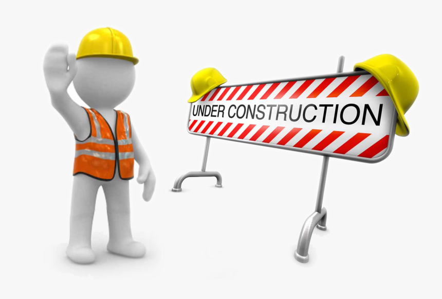 Under Construction Png - Fb Page Under Construction, Transparent Png, Free Download