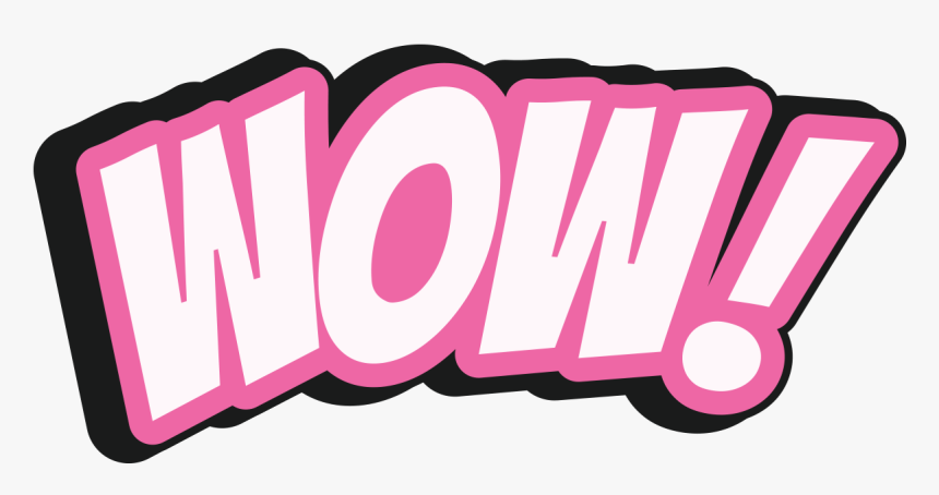 Wow - Wow Png, Transparent Png, Free Download