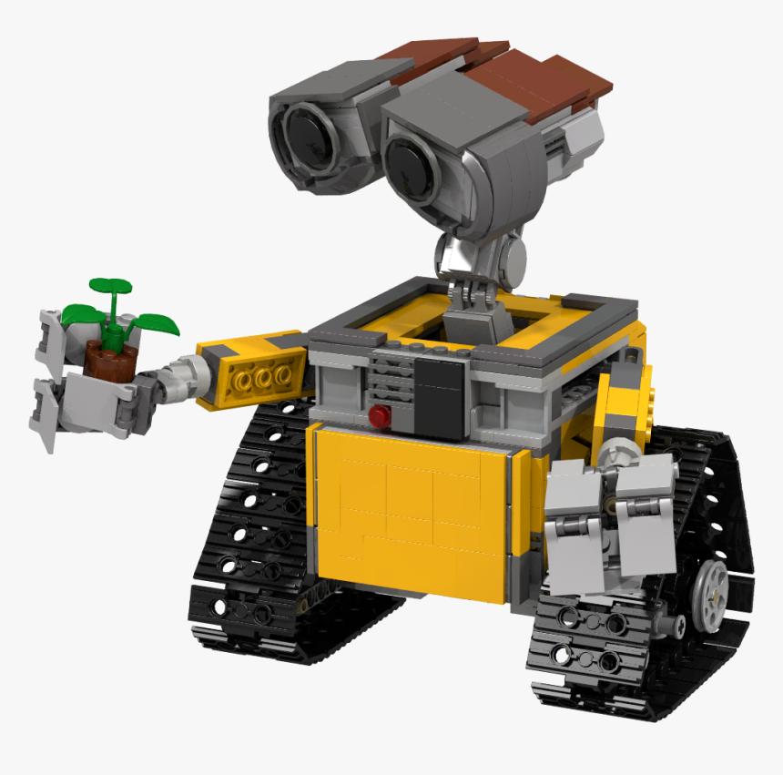 Lego Digital Designer Robot, HD Png Download, Free Download