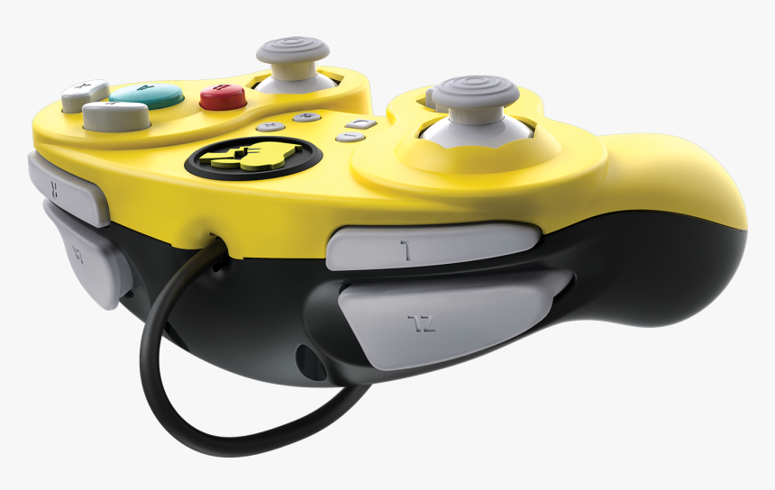 Transparent Gamecube Controller Png - Pdp Fight Pad Nintendo Switch, Png Download, Free Download