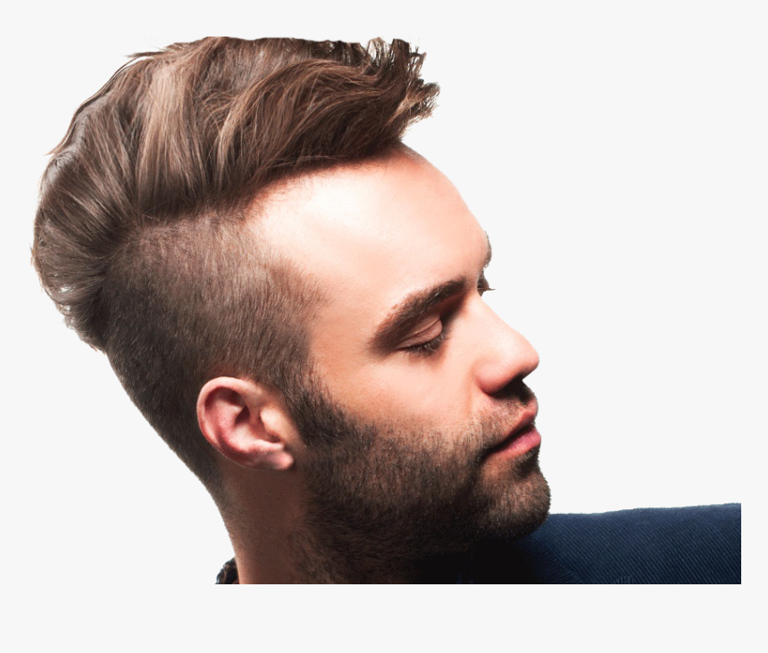 Mens Hair Cut - Hair Cutting Style Png, Transparent Png, Free Download