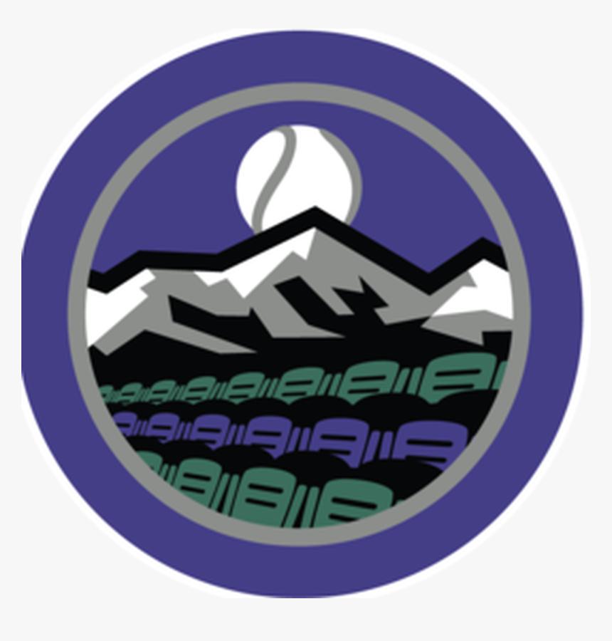 Transparent Bunco Clipart - Colorado Rockies, HD Png Download, Free Download