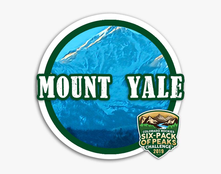 2019 Mount Yale - Ocean, HD Png Download, Free Download