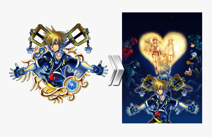 Kingdom Hearts 2 Final Mix Theme, HD Png Download, Free Download
