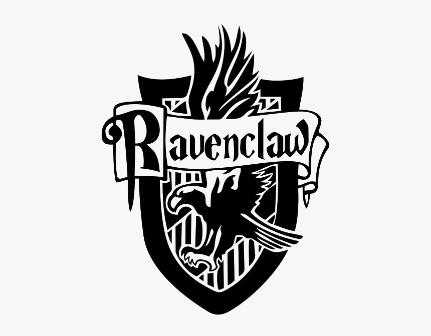 Ravenclaw Png Transparent - Harry Potter House Decals, Png Download, Free Download
