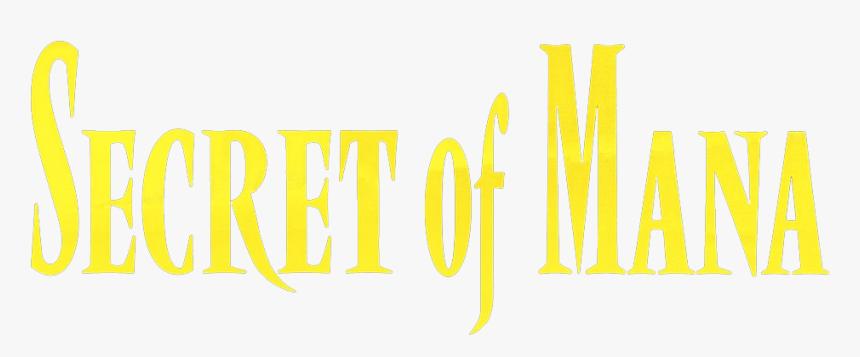 Secret Of Mana Logo, HD Png Download, Free Download