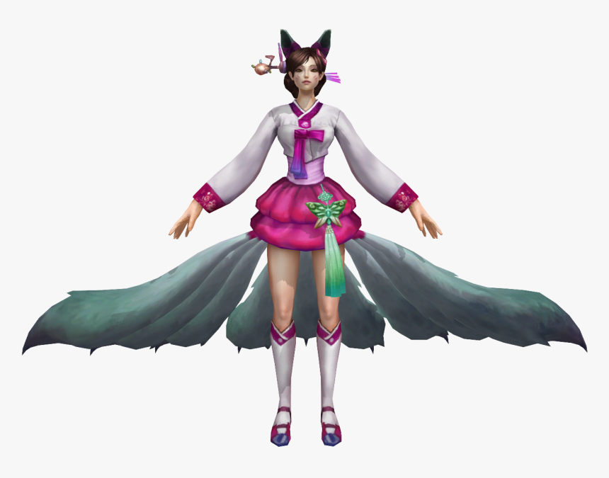 Ahri Lol Skin Dynasty, HD Png Download, Free Download