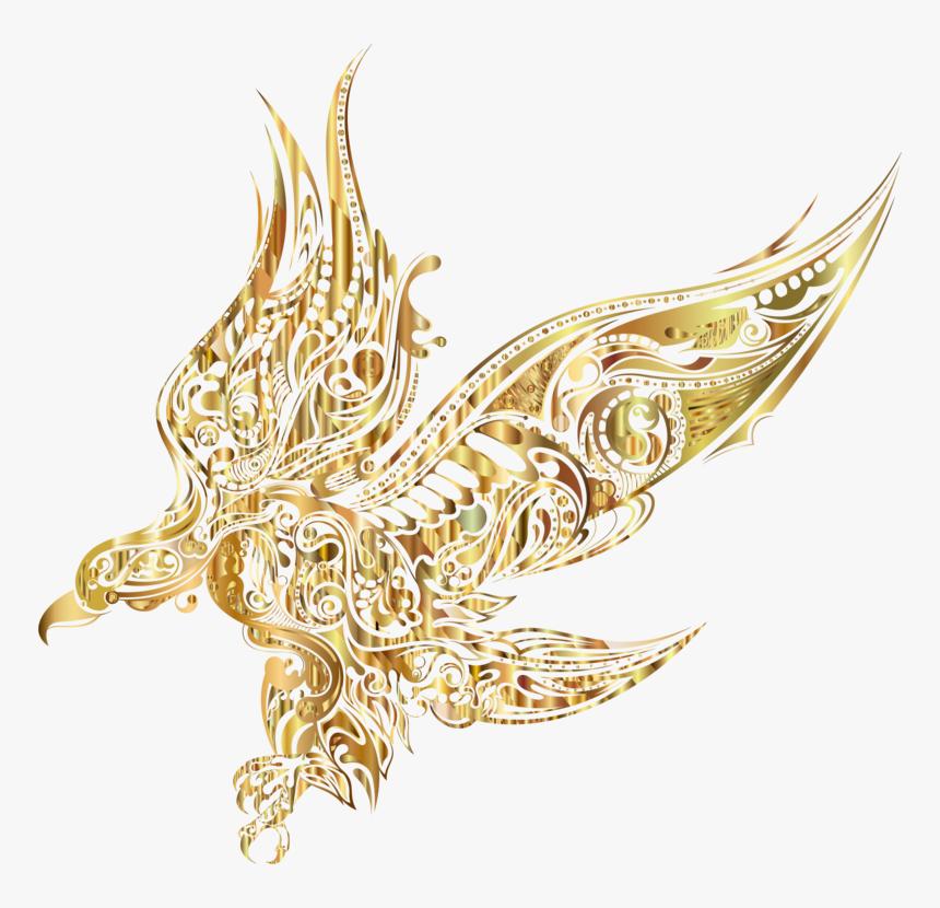 abstract eagle gold logo elang emas png transparent png kindpng abstract eagle gold logo elang emas