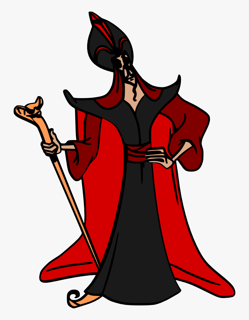 Jafar Png Pic - Jafar Aladdin Transparent, Png Download, Free Download