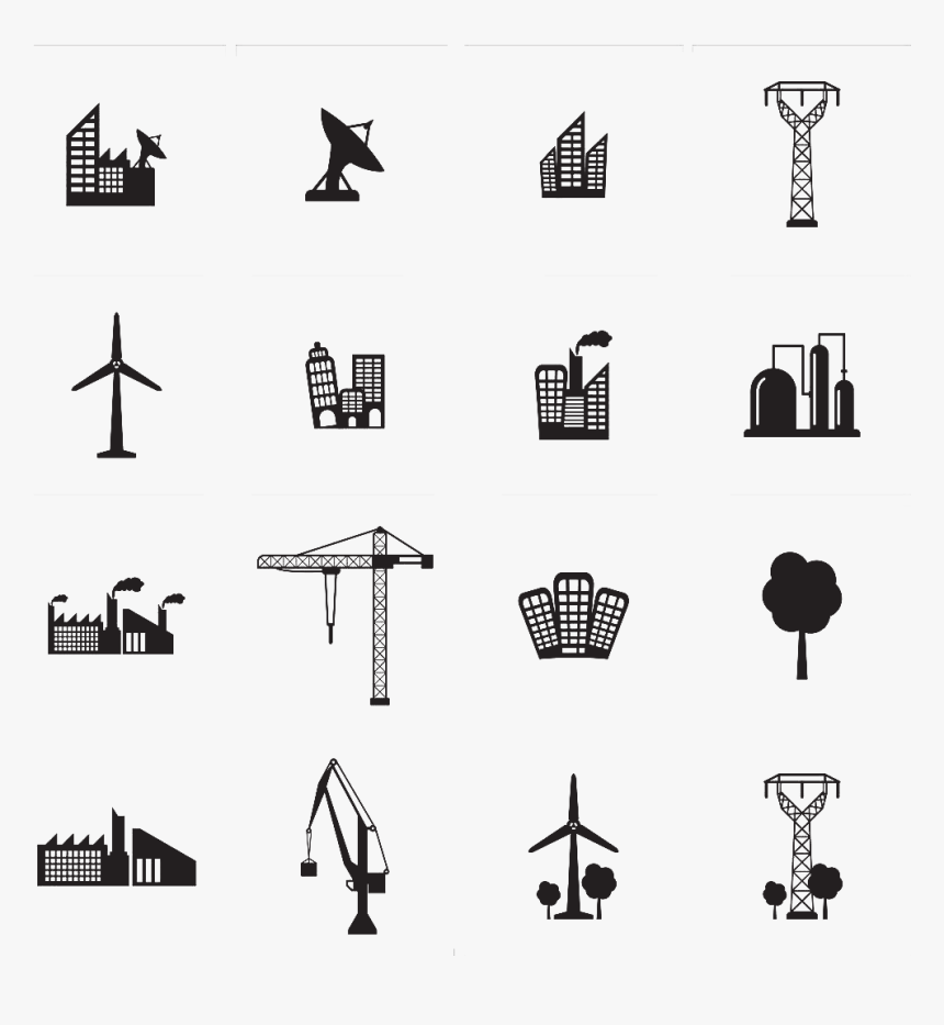 Transparent Architecture Icon Png - Architecture Icon Free, Png Download, Free Download